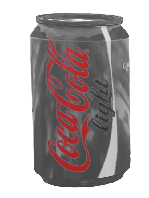Can - Coca-Cola Light (Kutu İçecek - Coca-Cola Light) for Euro Truck Simulator 2.