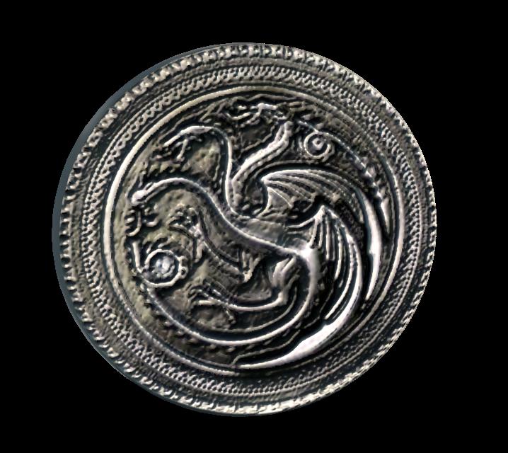 Game of Thrones - House of Targaryen for Euro Truck Simulator 2.