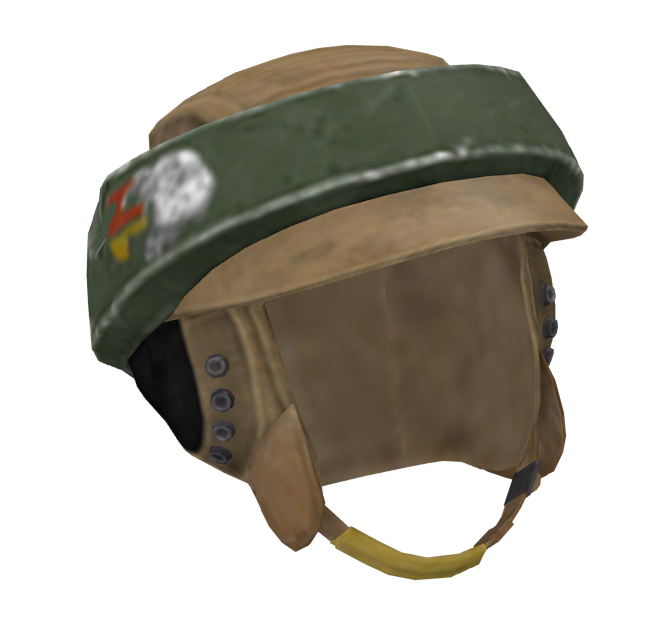 Helmet - Rebel Endor for Euro Truck Simulator 2.