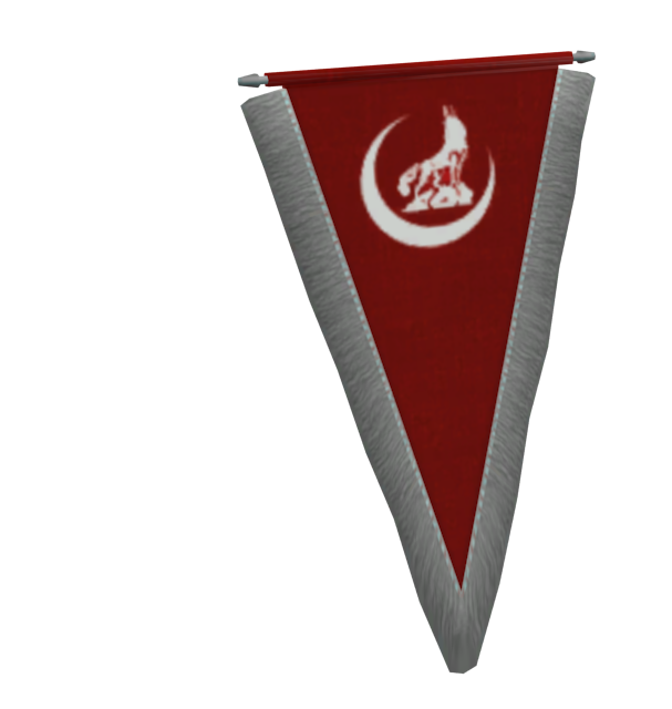 Pennant - cCc (Flama - cCc) for Euro Truck Simulator 2.