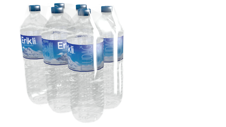 Water (Six Pack) (Su (Altılı)) for Euro Truck Simulator 2.