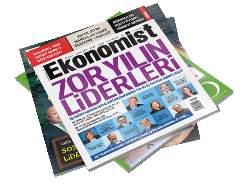 Magazines - Ekonomist (Dergiler - Ekonomist) for Euro Truck Simulator 2.