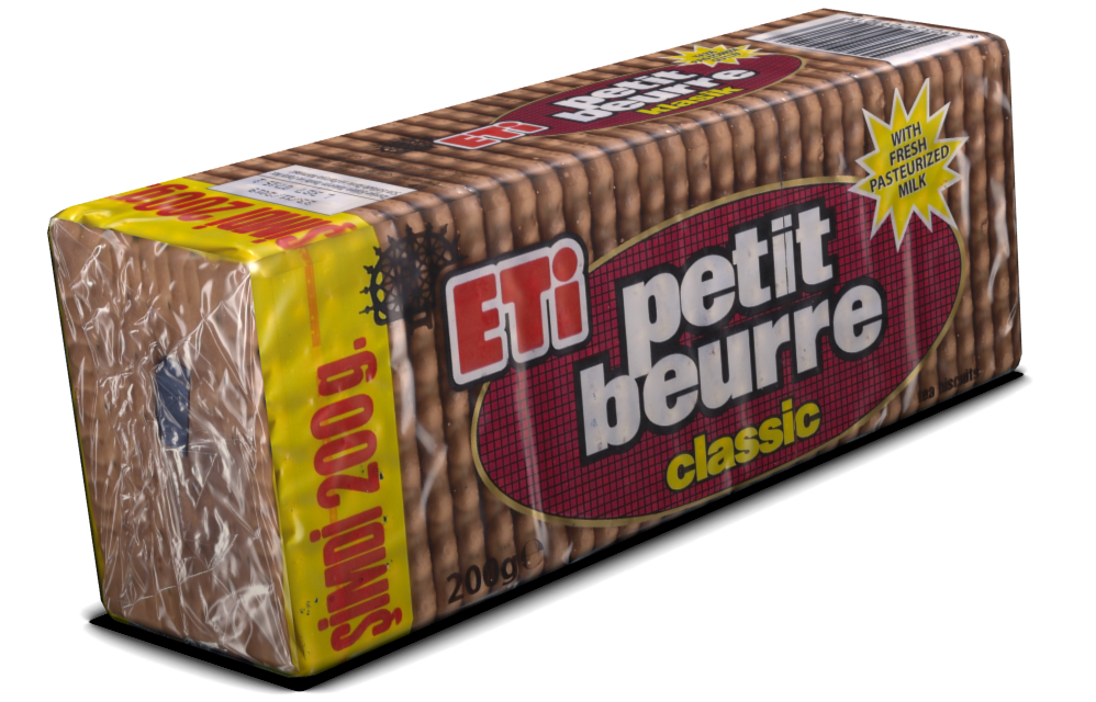 Petit-Beurre Biscuits for Euro Truck Simulator 2.