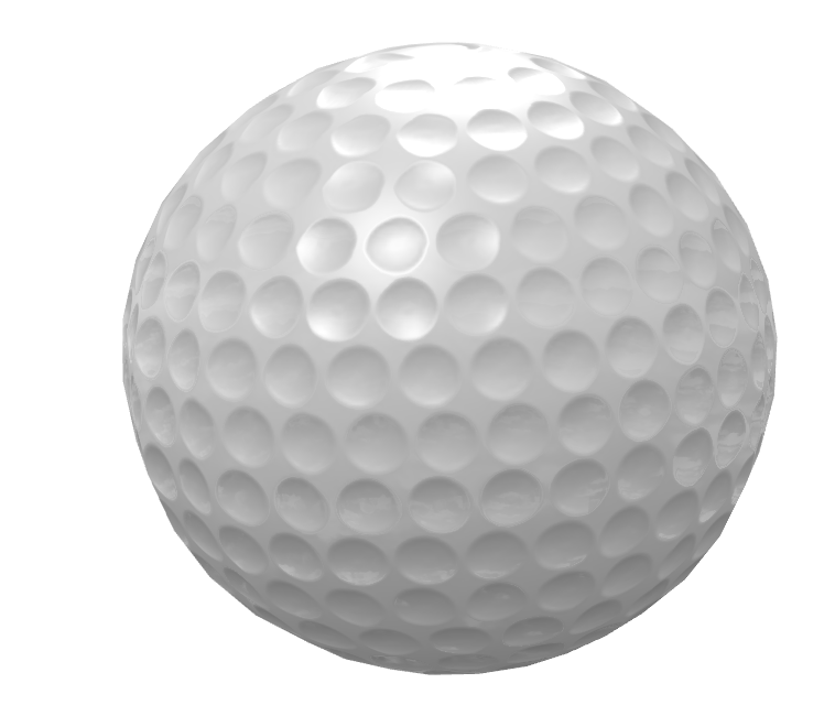Knob: Golf Ball (Knob: Golf Topu) for Euro Truck Simulator 2.