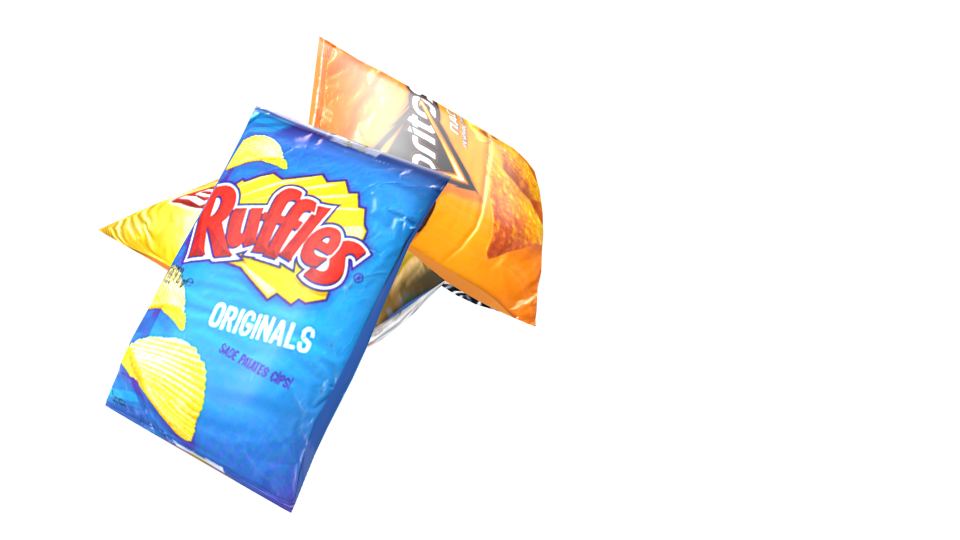 Chips (Patates Cipsi) for Euro Truck Simulator 2.