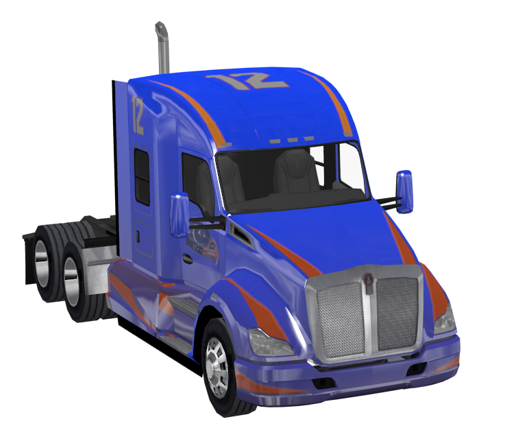 Kenworth T680 Toy for Euro Truck Simulator 2.