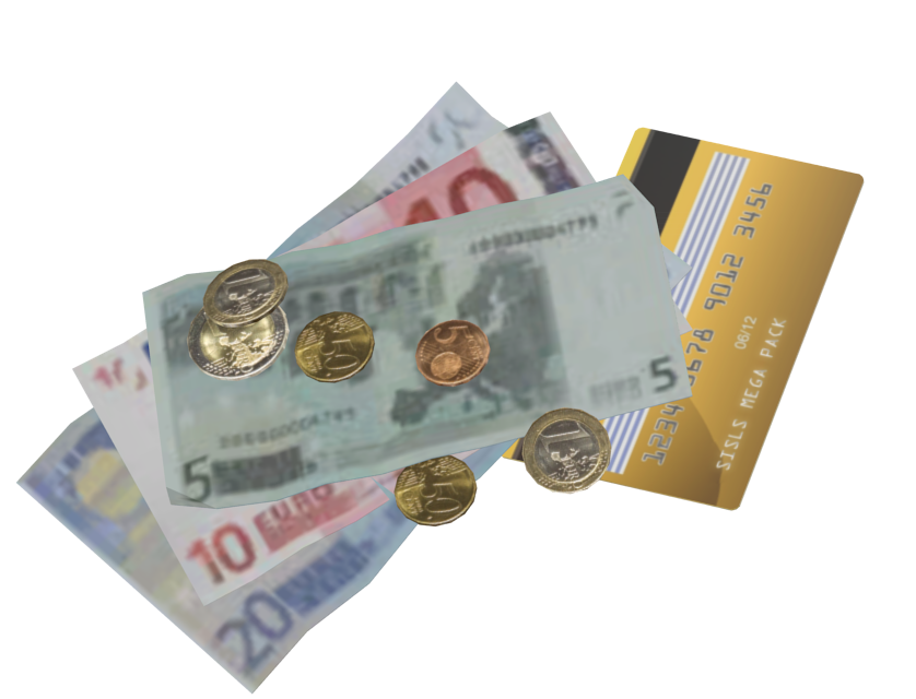 Coins and Notes (Bozukluk) for Euro Truck Simulator 2.
