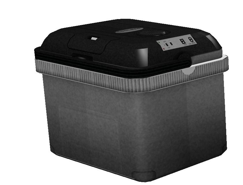 Coolbox Black (Coolbox Siyah) for Euro Truck Simulator 2.