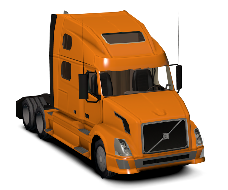 Volvo VNL Toy for Euro Truck Simulator 2.