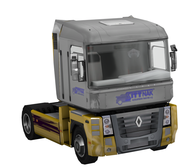 Renault Magnum Toy for Euro Truck Simulator 2.