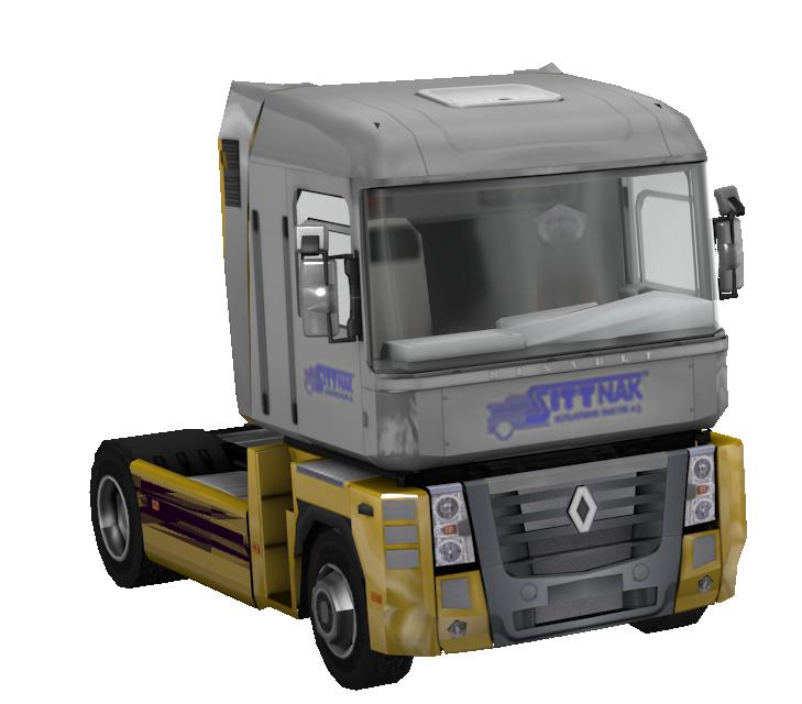 Renault Magnum Toy for Euro Truck Simulator 2.