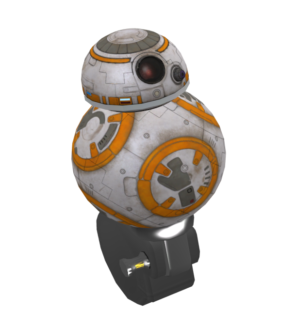 Knob: BB-8 for Euro Truck Simulator 2.