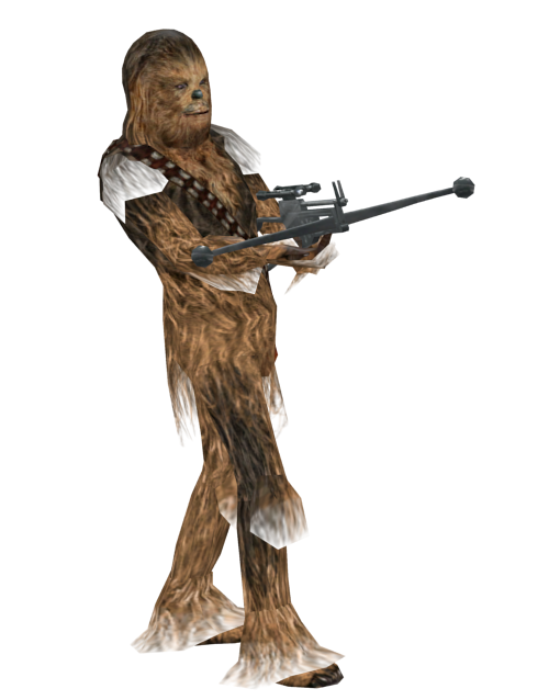Chewbacca - Statuette (Chewbacca - Biblo) for Euro Truck Simulator 2.