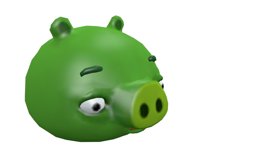 Angry Birds - Pig Minion for Euro Truck Simulator 2.