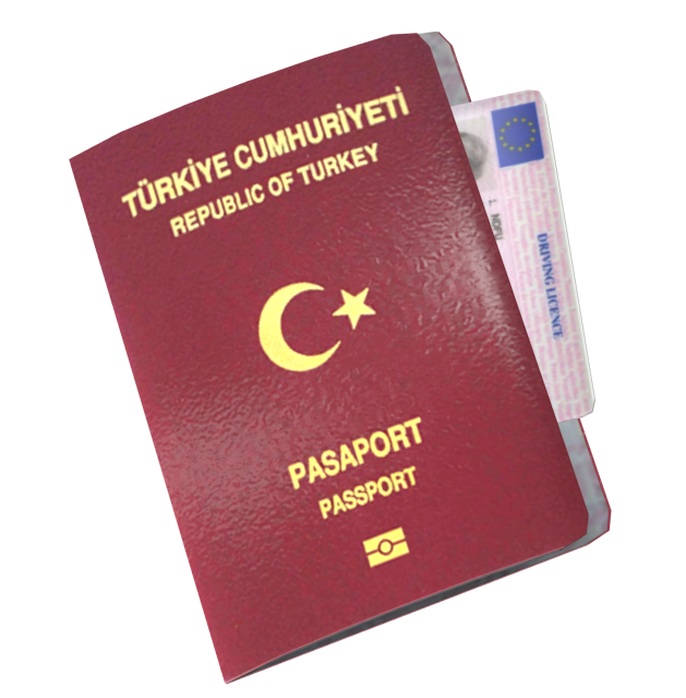 Passport (Pasaport) for Euro Truck Simulator 2.