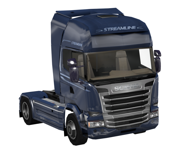 Scania Streamline Toy for Euro Truck Simulator 2.