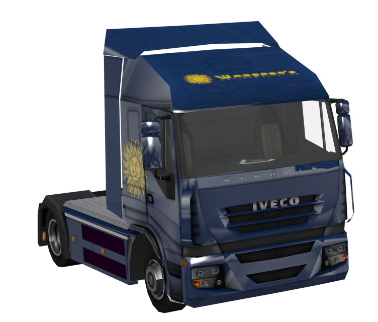 IVECO Stralis Toy for Euro Truck Simulator 2.