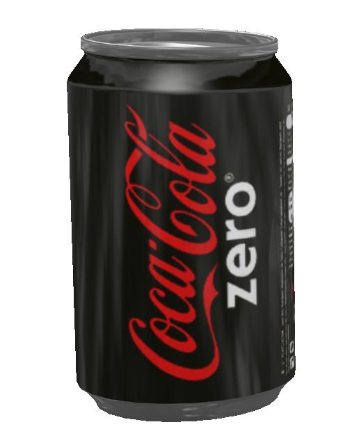 Can - Coca-Cola Zero (Kutu İçecek - Coca-Cola Zero) for Euro Truck Simulator 2.