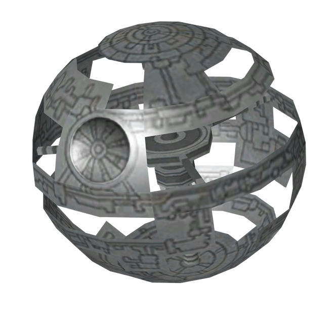 Death Star Plans for Euro Truck Simulator 2.