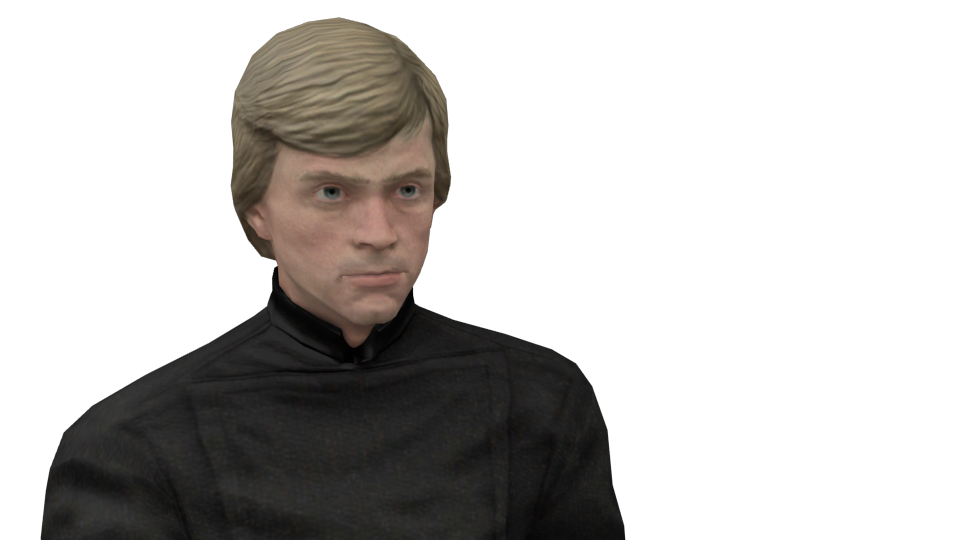 Luke Skywalker, Jedi Knight for Euro Truck Simulator 2.