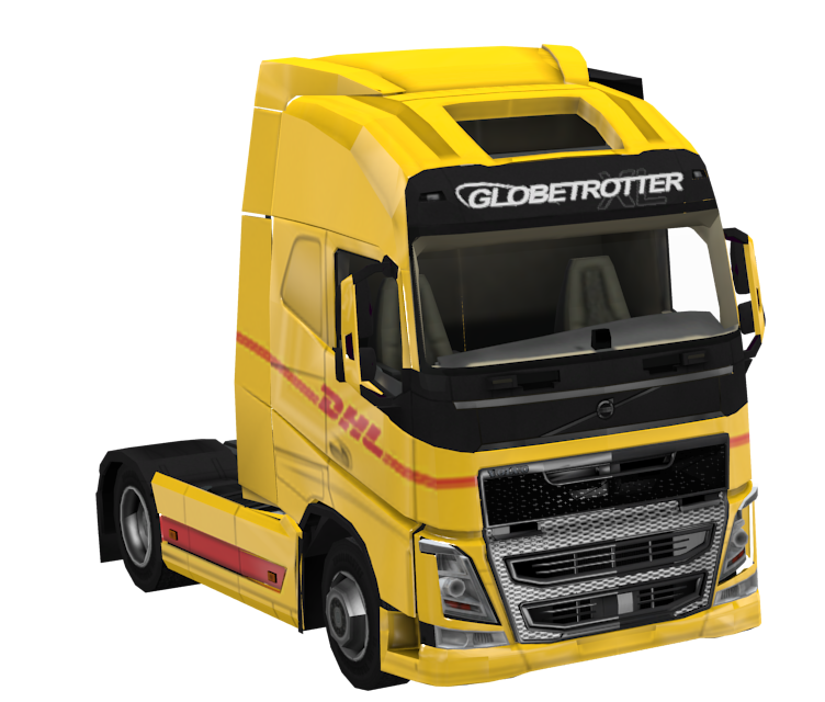 Volvo FH16 Toy for Euro Truck Simulator 2.