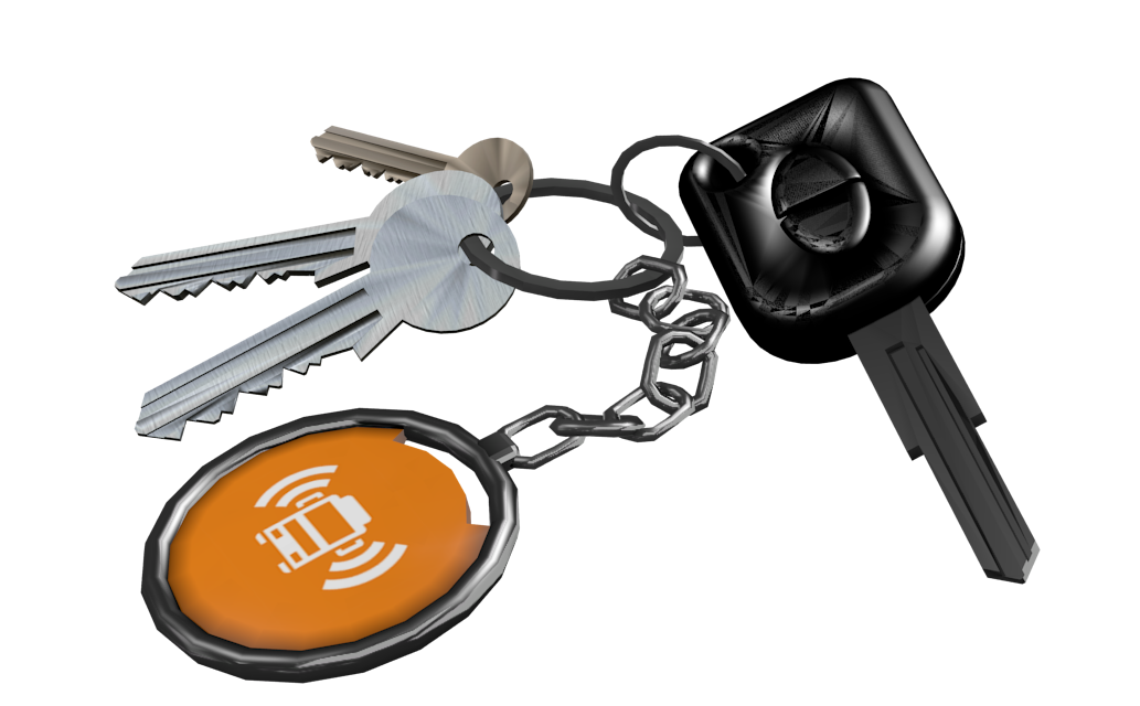 Key Chain (Customizable) (Key Chain (Özelleştirilebilir)) for Euro Truck Simulator 2.