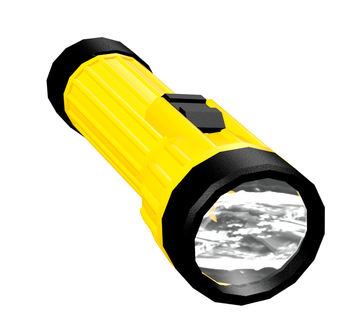 Flashlight (El Feneri) for Euro Truck Simulator 2.