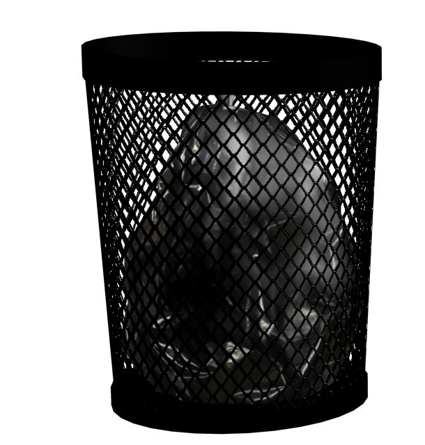 Garbage Can (Garbage Kutu İçecek) for Euro Truck Simulator 2.