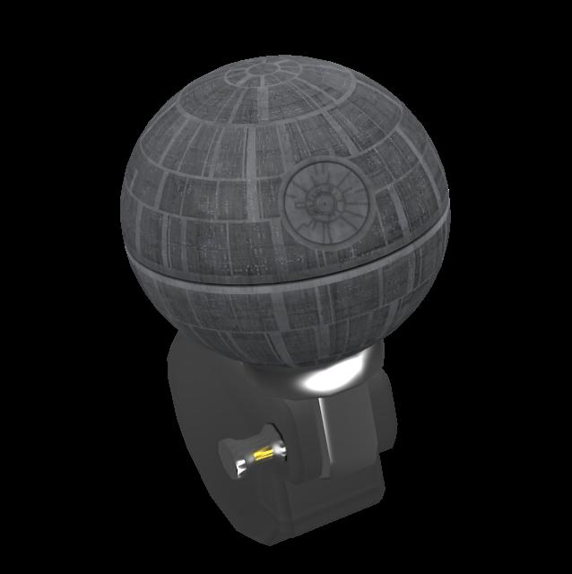 Knob: Death Star for Euro Truck Simulator 2.