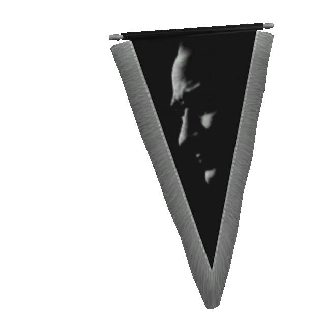 Pennant - Atatürk (Flama - Atatürk) for Euro Truck Simulator 2.