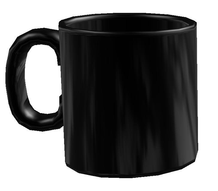 Color Mug -  Black (Renkli Kupa - Kahverengi) for Euro Truck Simulator 2.
