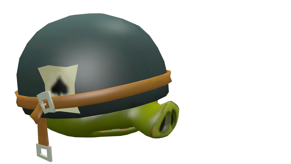 Angry Birds - Corporal Pig for Euro Truck Simulator 2.