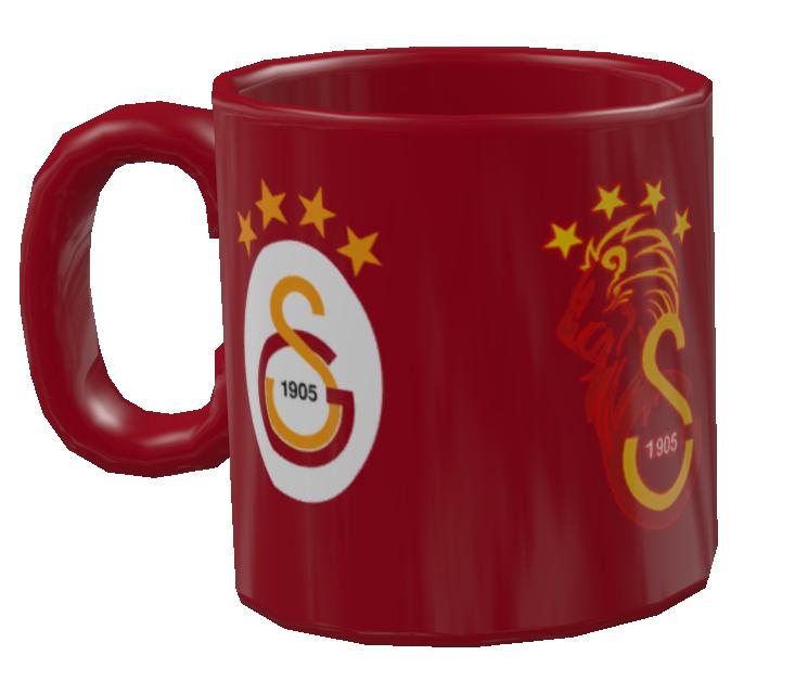 Mug - Galatasaray (Kupa - Galatasaray) for Euro Truck Simulator 2.