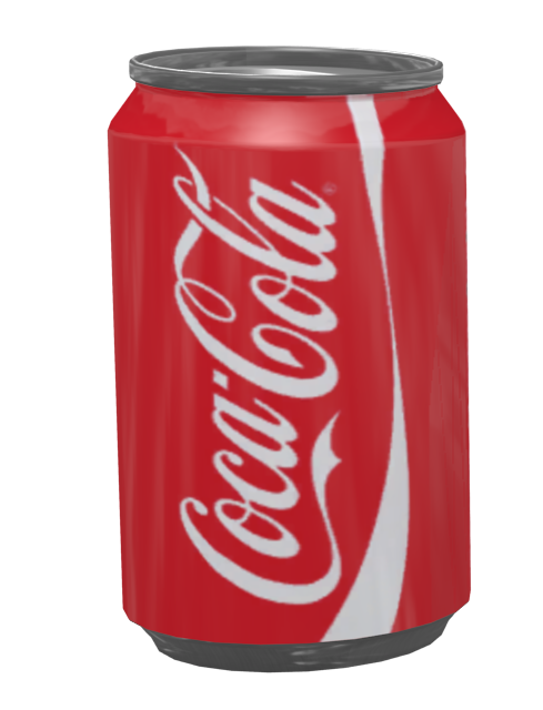 Can - Coca-Cola (Kutu İçecek - Coca-Cola) for Euro Truck Simulator 2.