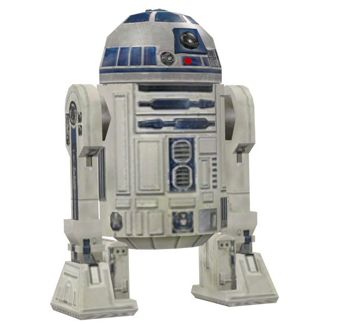 R2-D2 Toy (Compass) for Euro Truck Simulator 2.