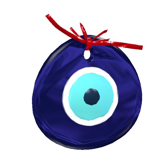 Evil Eye Amulet (Nazar Boncuğu) for Euro Truck Simulator 2.