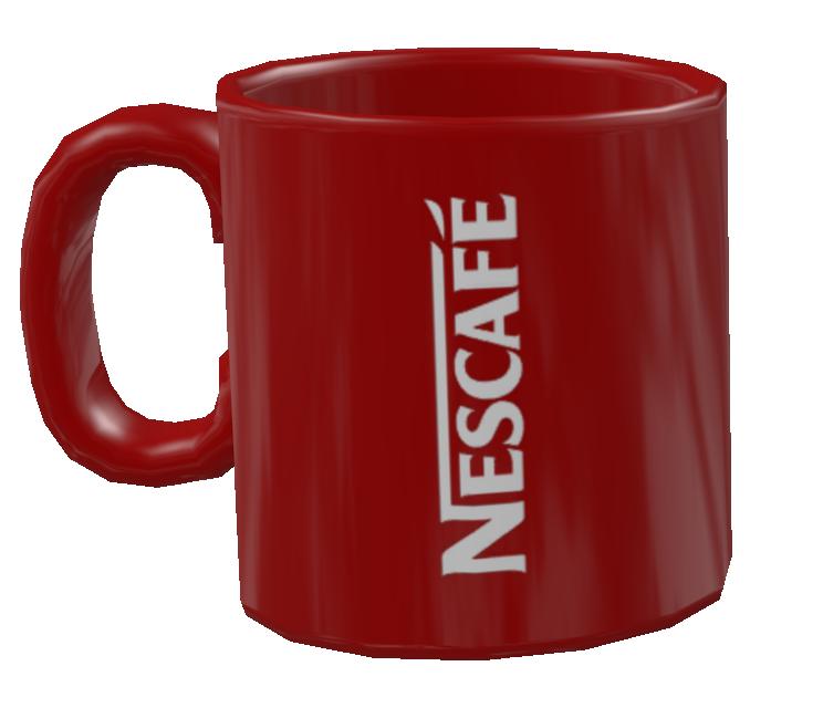 Mug - Nescafé (Kupa - Nescafé) for Euro Truck Simulator 2.