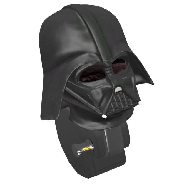 Knob: Darth Vader for Euro Truck Simulator 2.