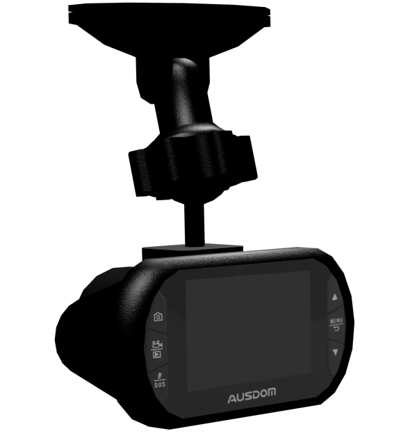 Dashcam for Euro Truck Simulator 2.
