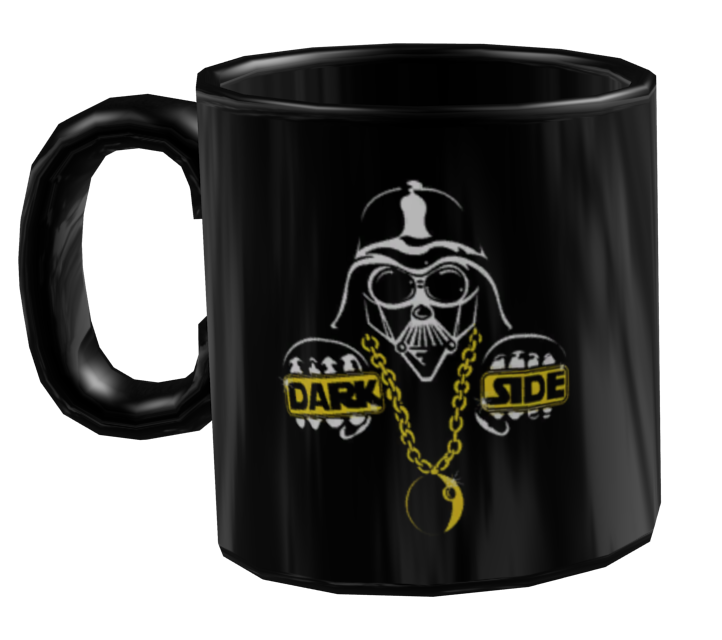 Mug - Darth Side (Kupa - Darth Side) for Euro Truck Simulator 2.