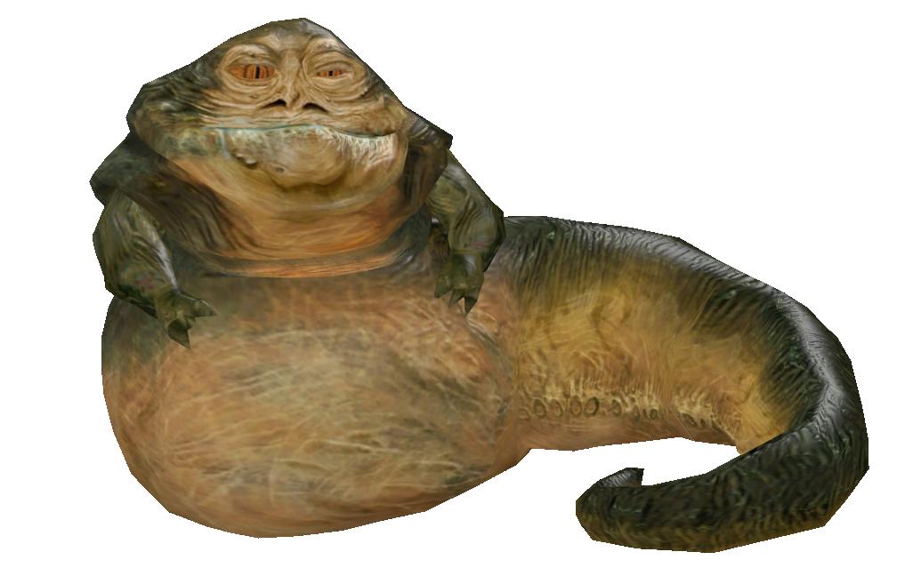 Jabba The Hutt - Statuette (Jabba The Hutt - Biblo) for Euro Truck Simulator 2.