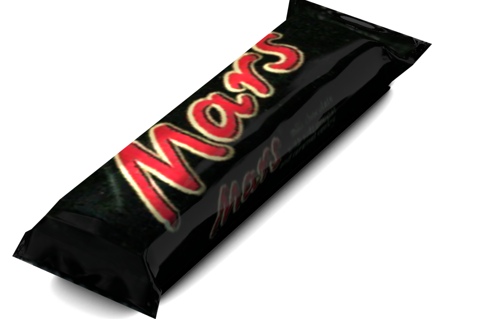 Mars Bar for Euro Truck Simulator 2.