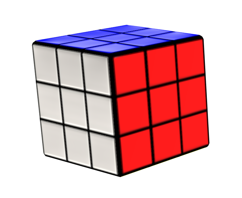 Rubik Cube for Euro Truck Simulator 2.