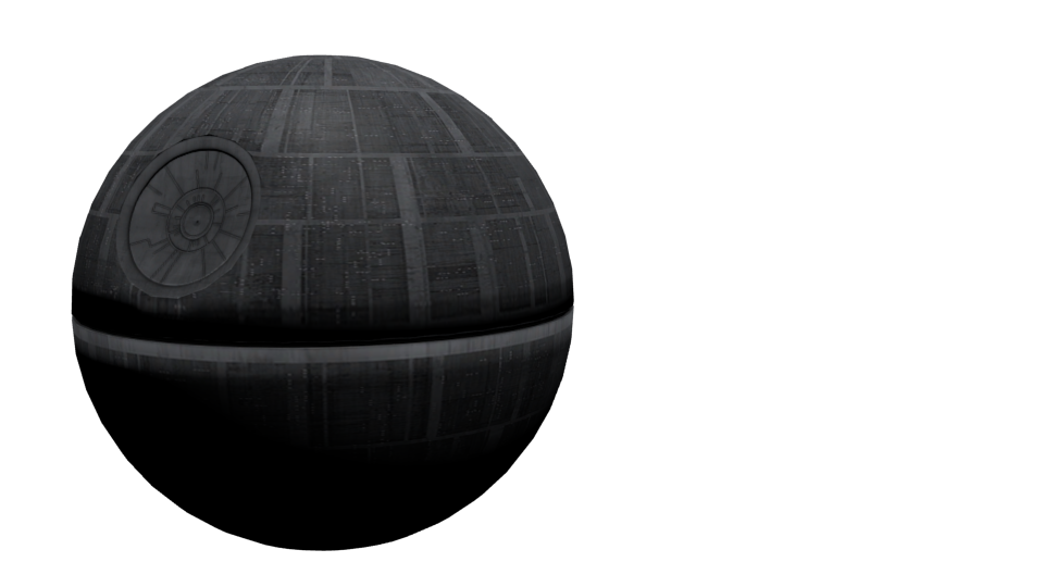 Death Star I for Euro Truck Simulator 2.