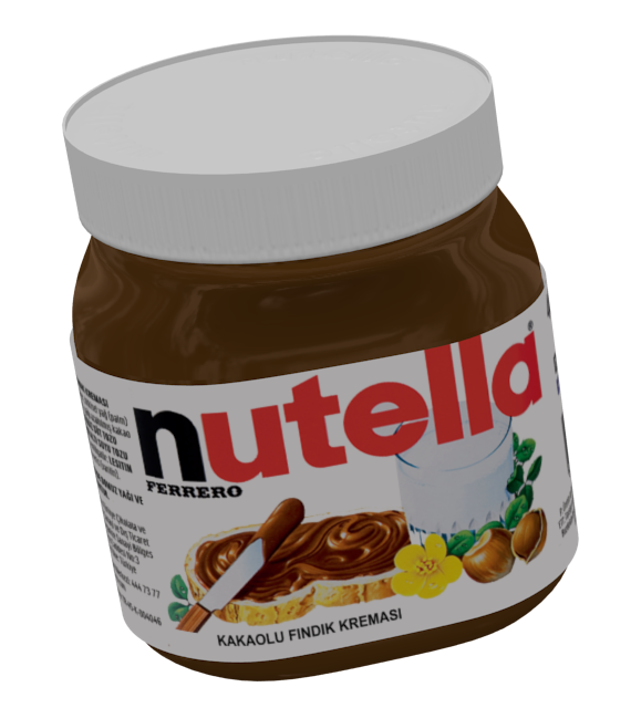 Nutella (400g) for Euro Truck Simulator 2.