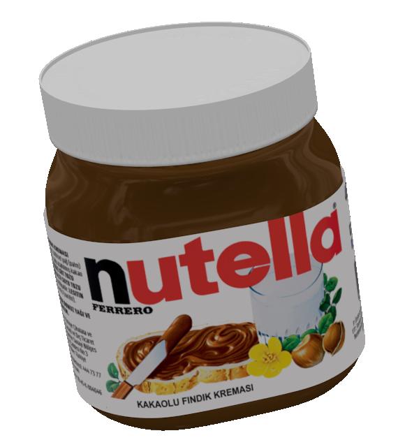 Nutella (400g) for Euro Truck Simulator 2.