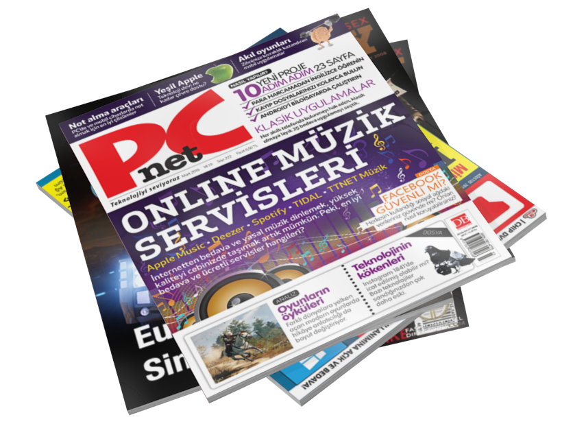 Magazines - PCnet (Dergiler - PCnet) for Euro Truck Simulator 2.