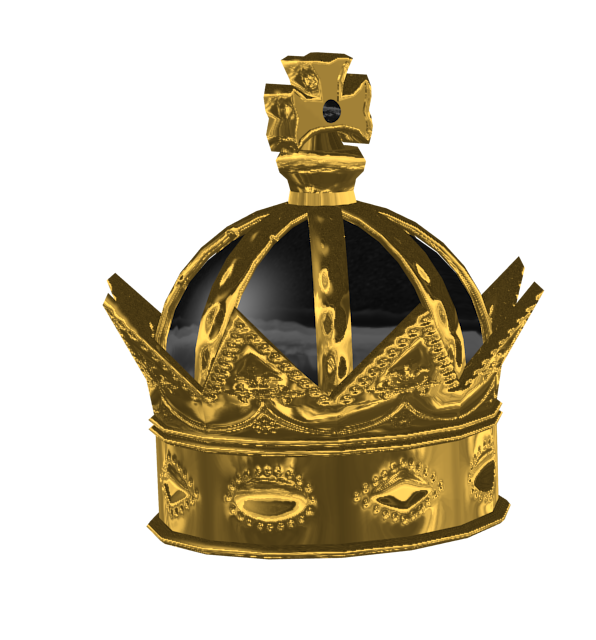 Crown Freshener - Black (Crown Freshener - Siyah) for Euro Truck Simulator 2.