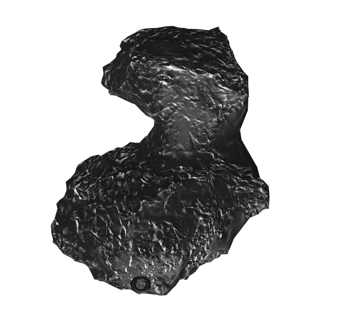 67P/Churyumov-Gerasimenko for Euro Truck Simulator 2.