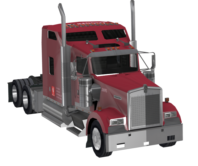 Kenworth W900 Toy for Euro Truck Simulator 2.